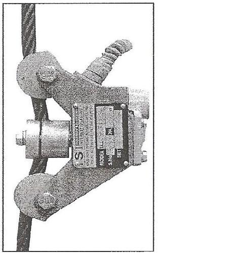 Overhead Crane Load Limiter : Load limiter